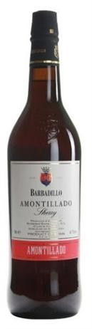 Antonio Barbadillo Amontillado Sherry